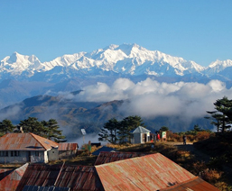 Area to Visit- Sandakphu