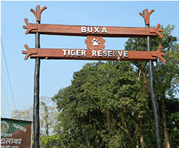 Area to Visit- Buxa Tiger Reserve