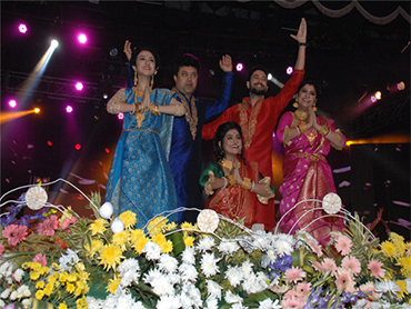 A Performance at Tele Academy Awards