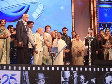25th Kolkata International Film Festival